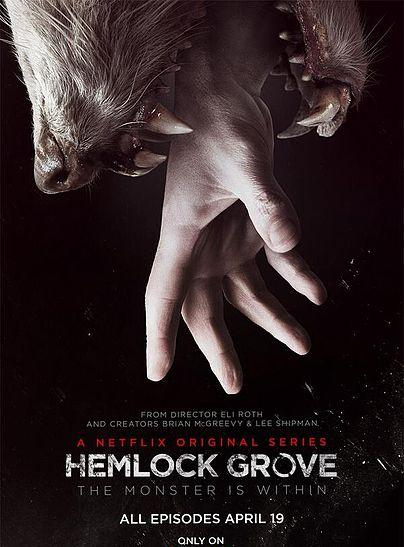 """Hemlock Grove"" Could Be A  Disappointment For Netflix"