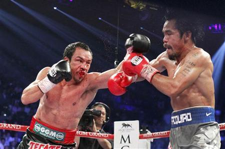 Arum Set To Name Next Pacquiao Bout