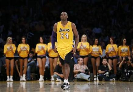 Lakers Play First Game Without Kobe