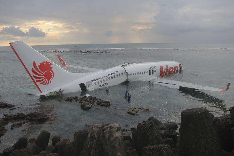 Lion Air Crash-April 13, 2013