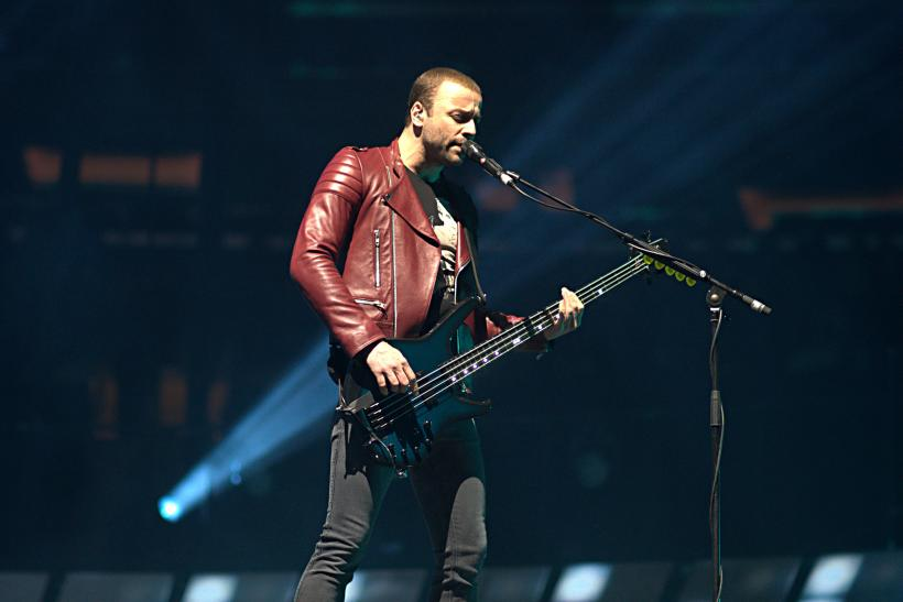 Christopher Wolstenholme - Muse
