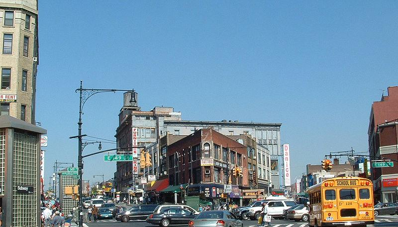 149th Street Bronx WikiCommons
