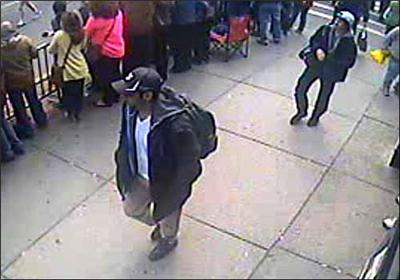 Boston Marathon Bombing Suspect
