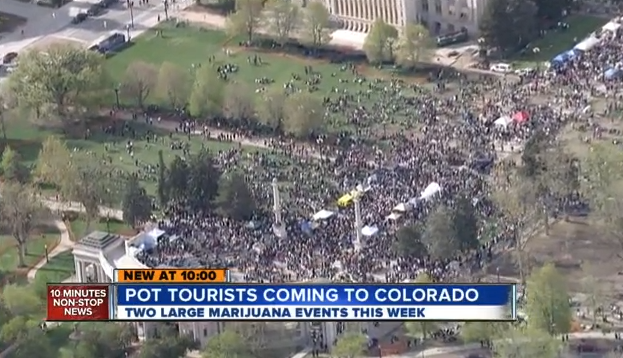Colorado 4/20 Celebration