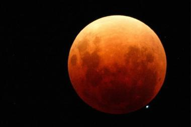 Super Moon and Lunar Eclipse - Sept 27th