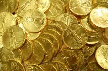 Gold Steadily Rising,Trading