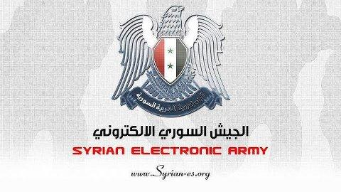 Alleged Member Of Syrian Electronic Army Answers Questions
