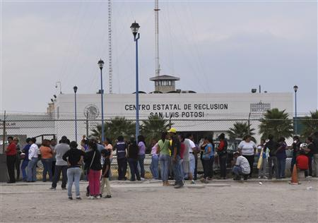 Brawl At Mexican Prison Leaves 13 Dead, 65 Injured