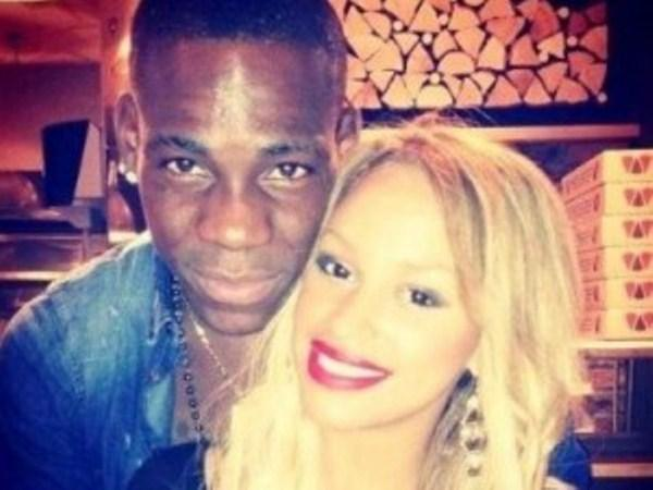 Balotelli And Neguesha