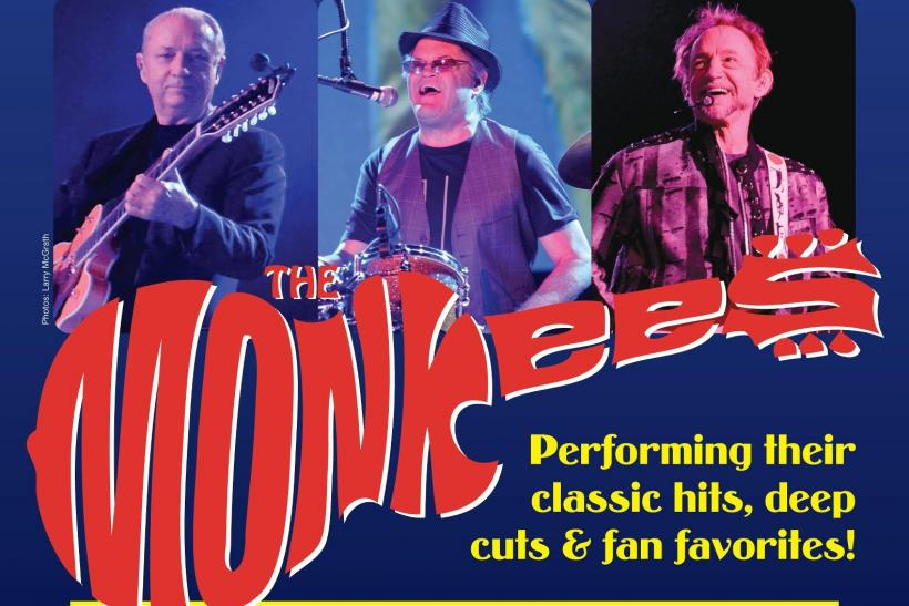 The Monkees 2013 U.S. Tour