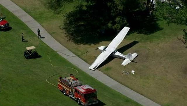 California Plane Crash