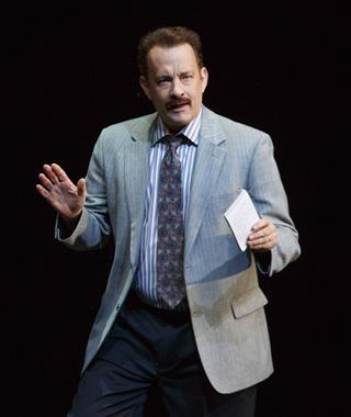 Hanks For Nothing: Did Tom's Likability Dupe Tony Award Nominators?
