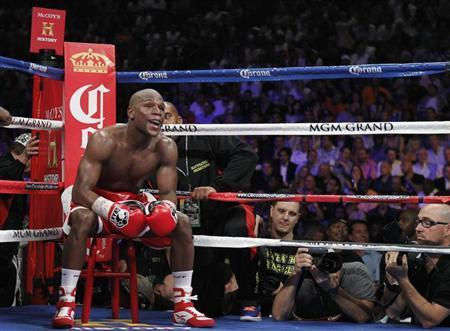 Mayweather Not Thinking About Pacquiao