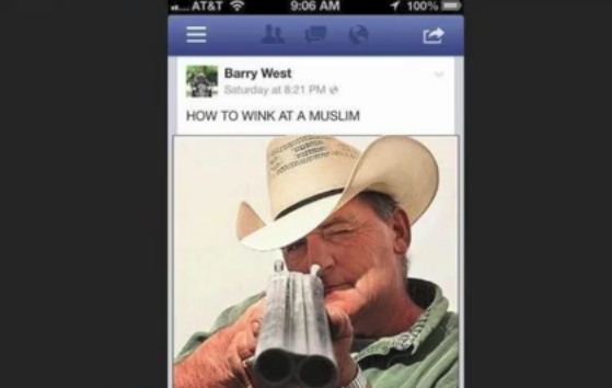 "Tenn. Commissioner ""How To Wink At a Muslim"" Photo"