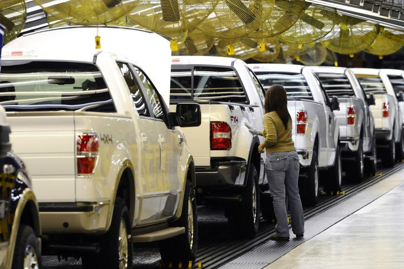 Ford motor company f to hire 1 000 workers after posting for Ford motor company kansas city mo