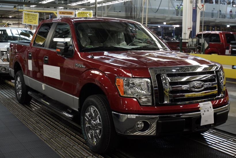 Ford To Offer Natural Gas Powered Versions Of 2014 F-150, Other F