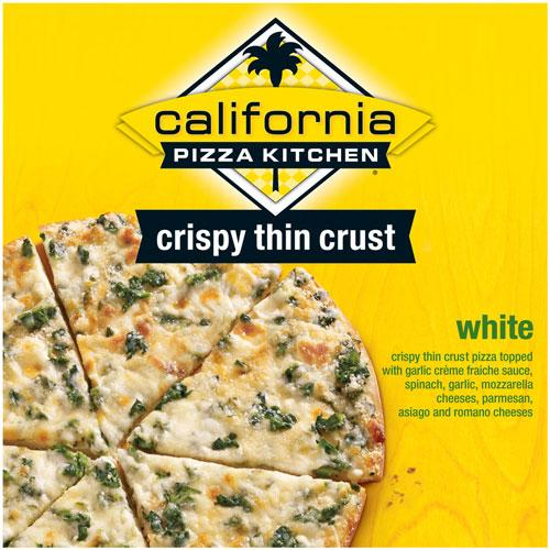 California Pizza Kitchen Crispy Thin Crust White