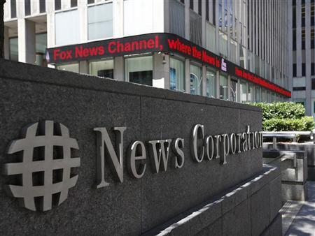 News Corp. Misses Expectations In 1st Quarter After Fox Split