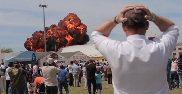 Air Show Crash