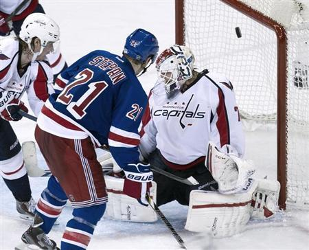 Rangers, Kings, Red Wings Earn Crucial Wins