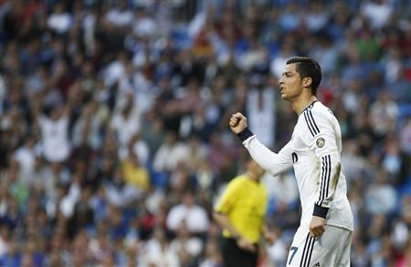 Real Madrid Cruise Past Malaga