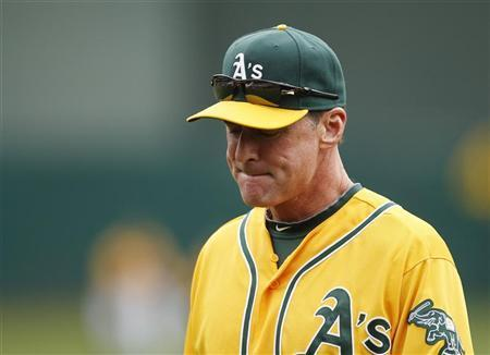 Umpires Blow Instant Replay In A's Loss