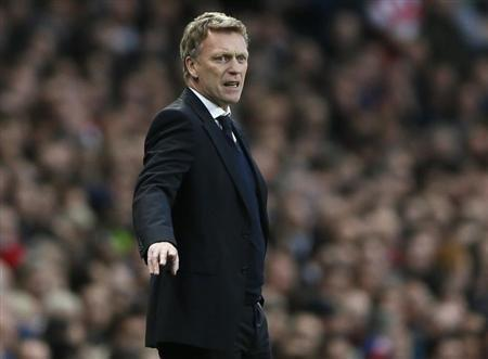 David Moyes Appointed Manchester United Manager