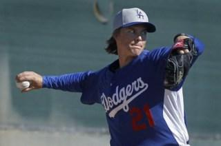 Greinke Close To Return To Dodgers Rotation
