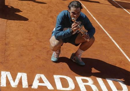 Nadal Wins Madrid Open To Lay Down French Open Marker