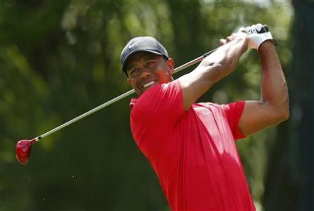 Tiger Wins Players Championship By Two Strokes