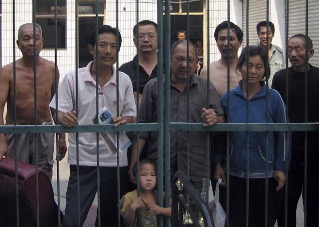 China's Black Jails