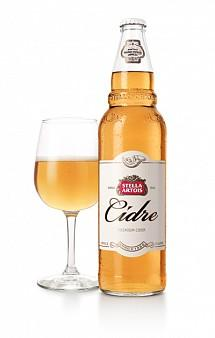 Anheuser-Busch Hops On Cider Bandwagon With Stella Artois 'Cidre'