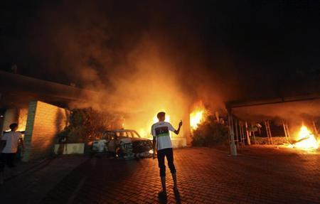 First Benghazi Charges Filed Against Libyan Militia Chief