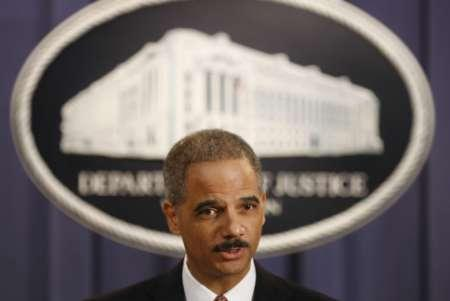 Eric Holder Heckled At Start Of Judiciary Committee Hearing