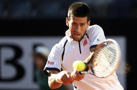 Djokovic Bounces Back From Madrid Setback