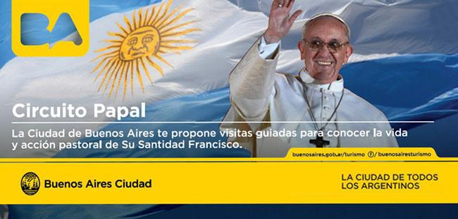 Pope Tour Buenos Airess