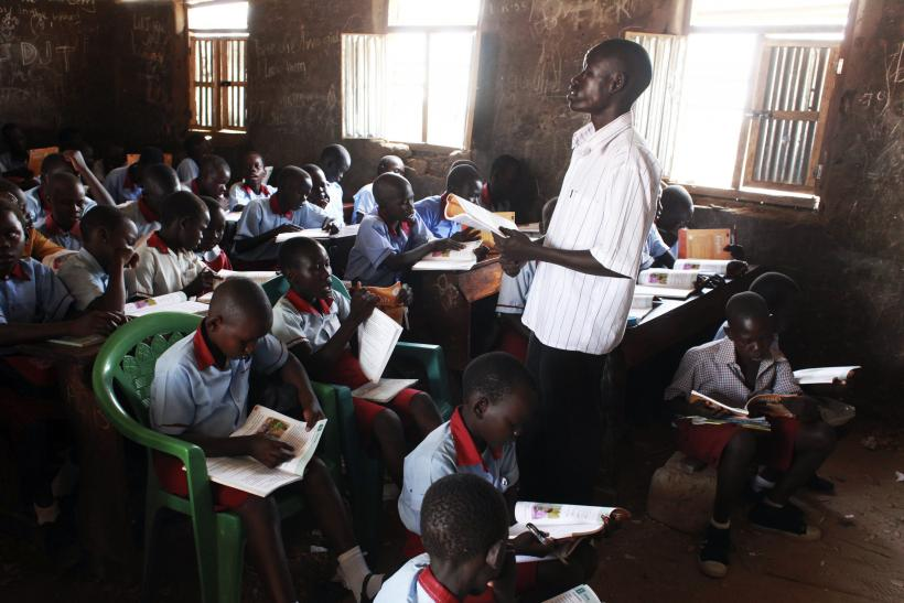 Teaching English In South Sudan