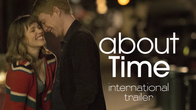 """About Time"" Rachel McAdams"