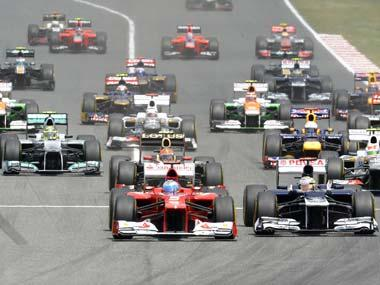 Vroom! Vroom! Honda Racing Back Into Formula One