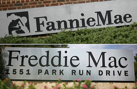New York Hedge Fund Sues US Treasury Over Fannie, Freddie