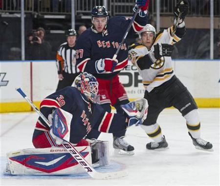 Rangers Try To Avoid 3-0 Hole In Series With Bruins