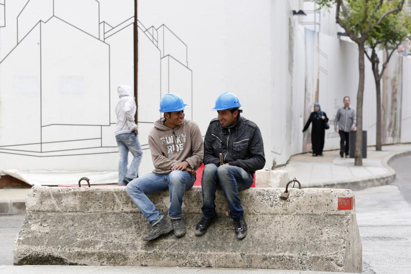 Syrian Workers In Beirut