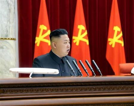 North Korea's Kim Jong Un Sends Envoy To China
