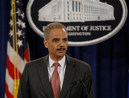 Will Eric Holder Have To Resign?