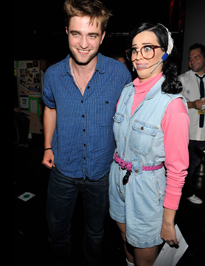 Did Katy Perry Break Up Pattinson, Stewart Romance?