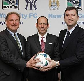 Soccer Extends Hand To NYC, Again