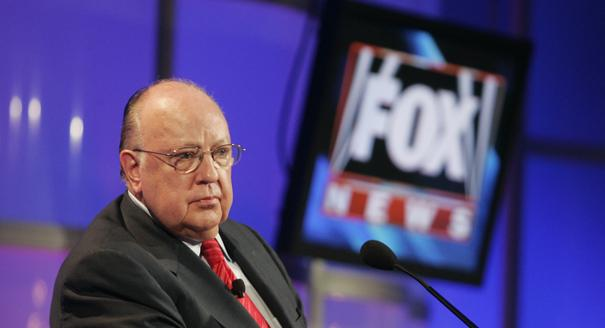Fox News Reuters Ailes