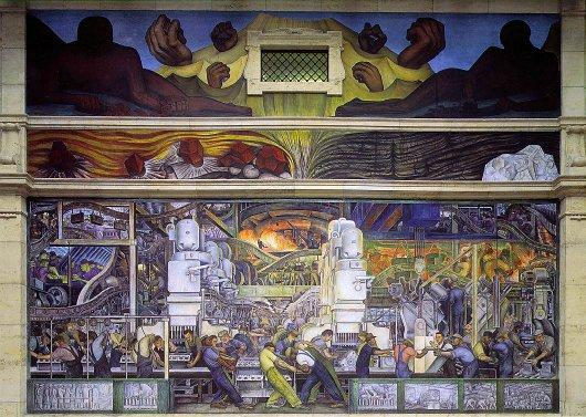Detroit Institute of Arts Diego Rivera