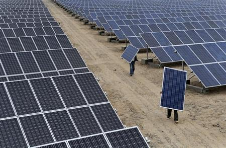 US, China, EU In Talks Over Controversial Solar Panel Tariffs