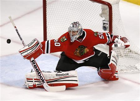 Blackhawks Take Early Series Lead Over Kings